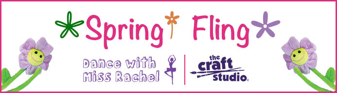 Spring Fling with The Craft Studio